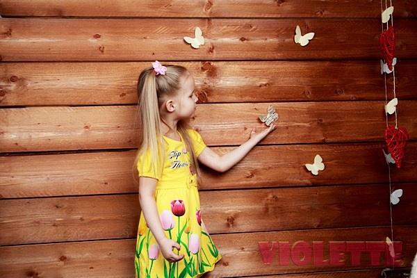 Детские платья на утренники