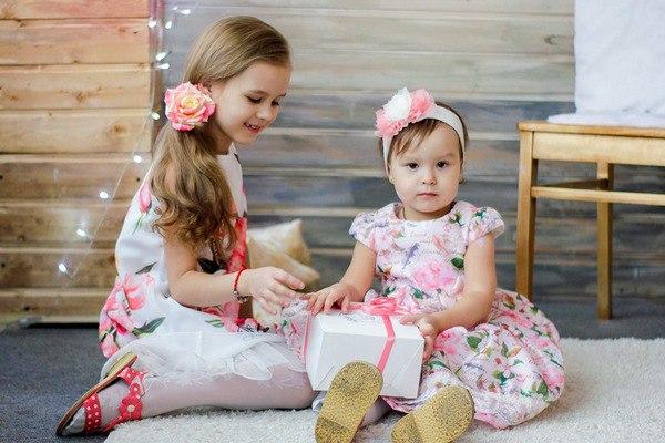 Коктейльные платья для девочек