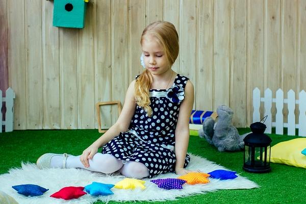 Платья для детского сада