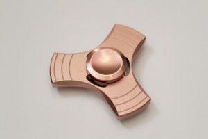 спиннер металлический алюминиевый