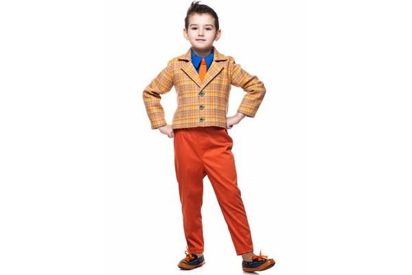 Одежда для мальчика в стиле стиляги