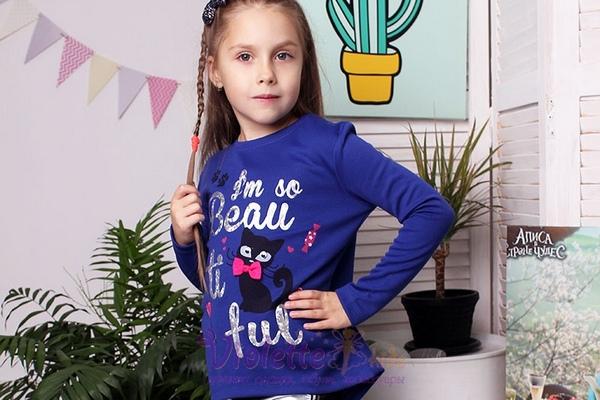 Детские свитшоты для девочек