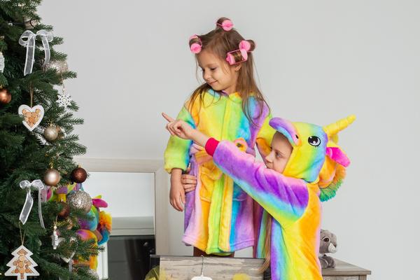 Детские халаты для девочек
